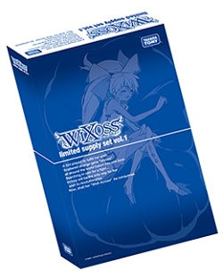 【買取品】WIXOSS limited supply set vol1