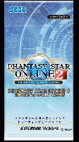 【BOX】PHANTASY STAR ONLINE 2 TRADING CARD GAME